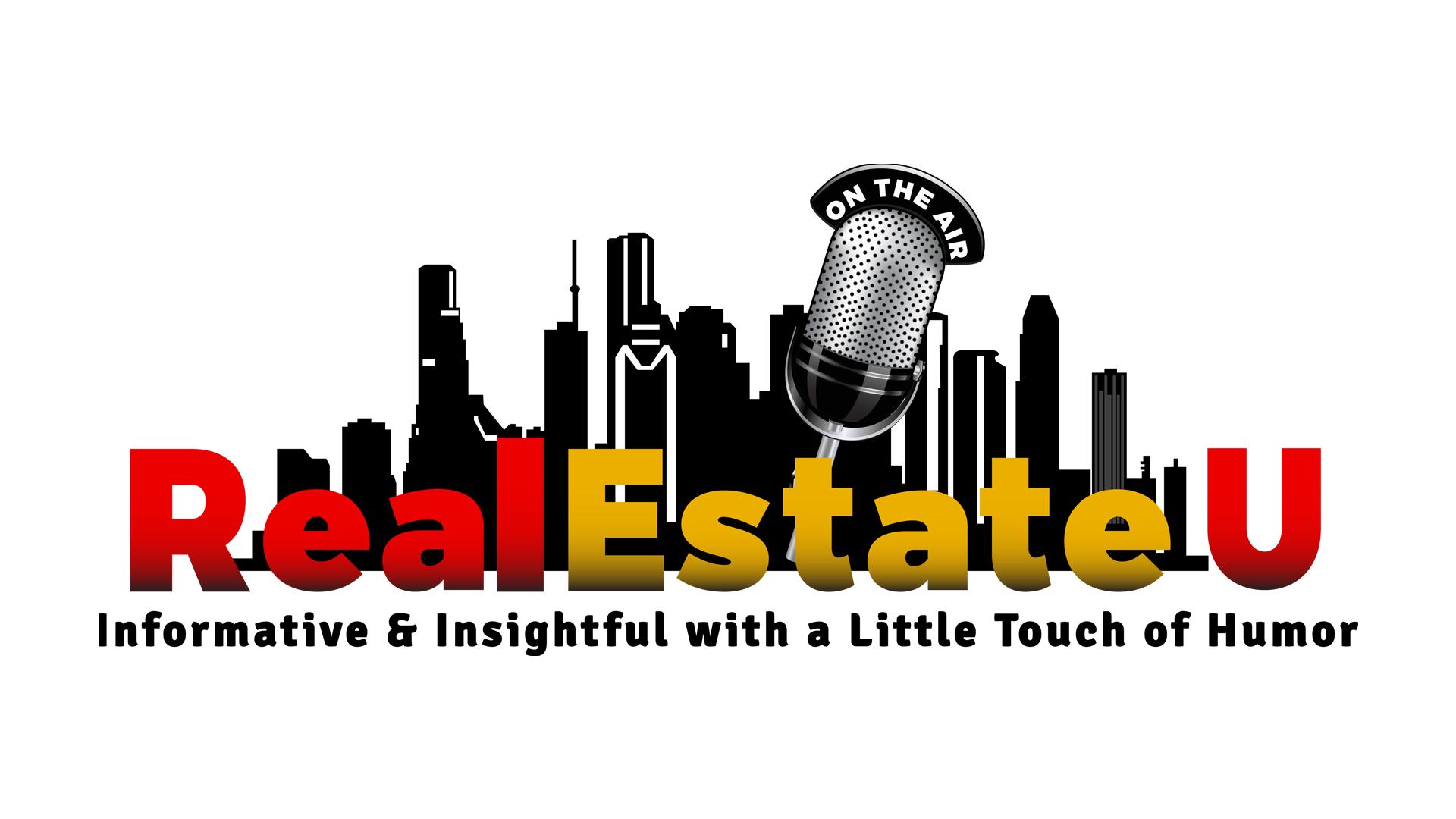 Real Estate U Show Banner