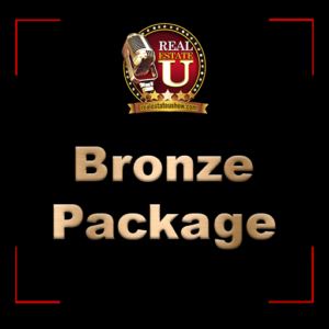 Real Estate U Show Bronze Package