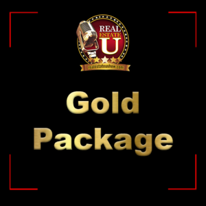 Real Estate U Show Gold Package