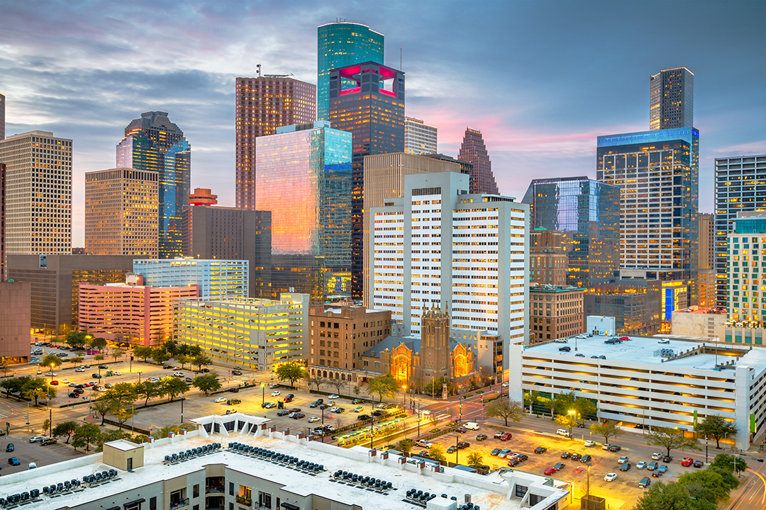 REU Show Houston